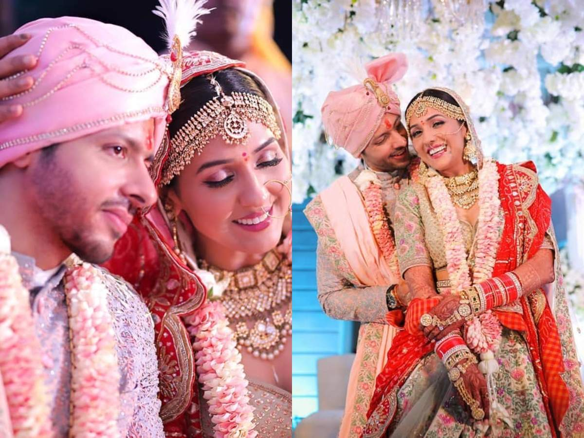 Image result for Neeti Mohan wedding