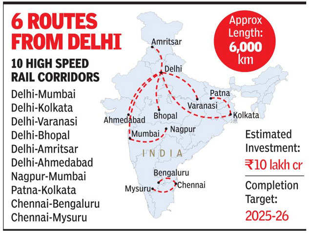 Indian Railways: 1 in works, railways to study 10 more ... on sea route map, india hill stations map, india train tickets, asia route map, india education map, india travel map, air india route map, india high speed rail map, india delhi map, india map map, india railway system, us amtrak route map, express route map, washington dc metro silver line map, india train cars, railroad route map, india city map, bombay route map, travel route map, india chennai map,