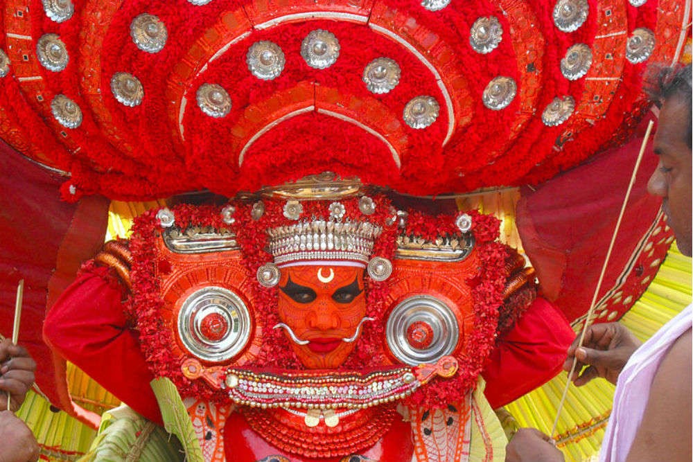 Theyyam museum to be built in Kannur district of Kerala