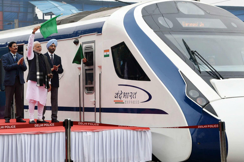 Vande Bharat Express train to run on three new routes