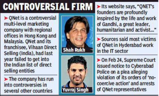 Shah Rukh Khan, Yuvraj Singh and Anil Kapoor issued notice by cops