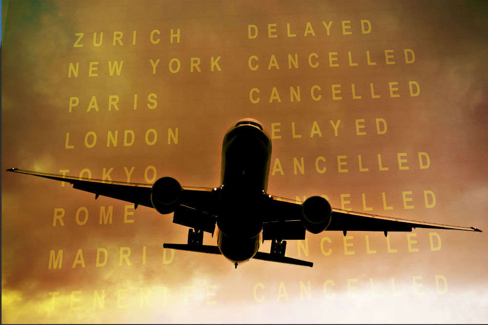 Travel advisory: Airports in Leh, J&K, Pathankot on 'high alert', flights on hold for security reasons