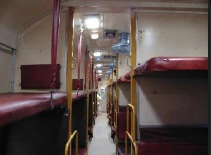 bhuj-ahmedabad-dadar train: New improved Bhuj-Ahmedabad-Dadar train