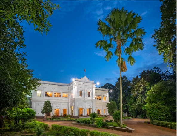 The royals of Odisha's Belgadia Palace open doors for tourists
