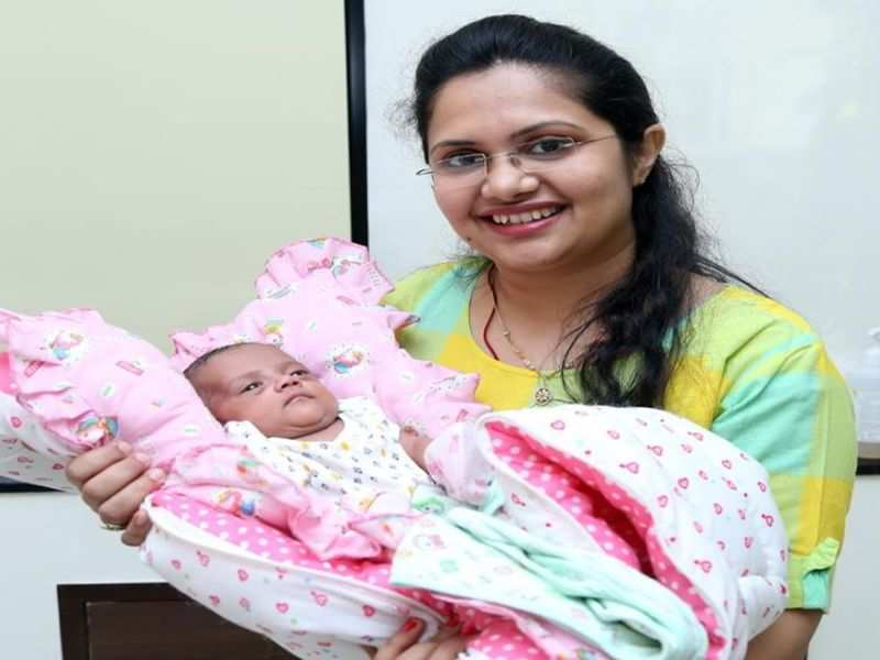 Born at 22 weeks, Ahmedabad baby is India's tiniest & youngest to