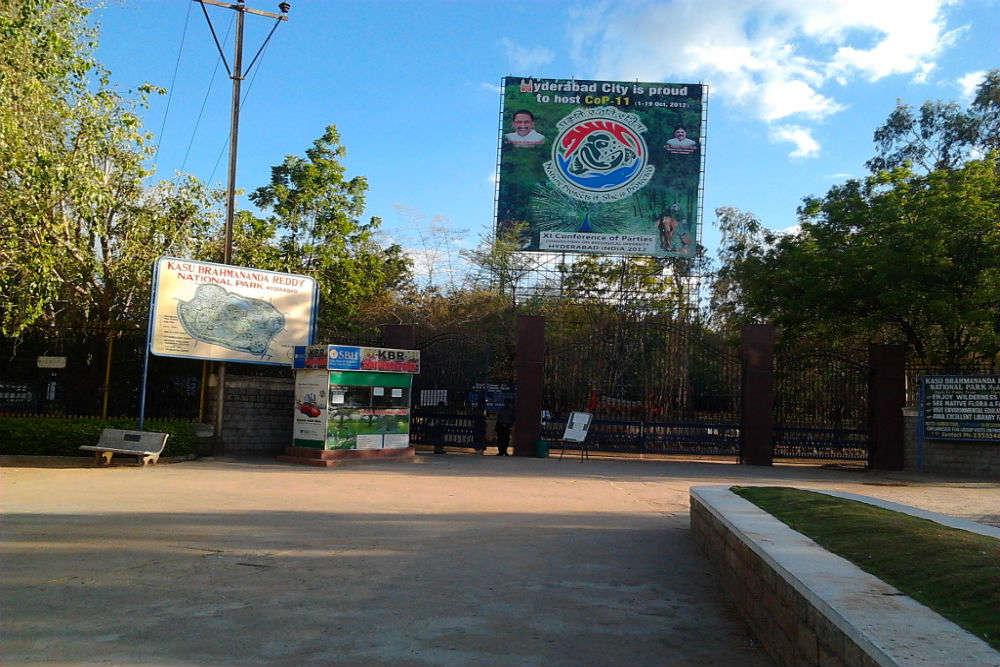 KBR National Park, Hyderabad