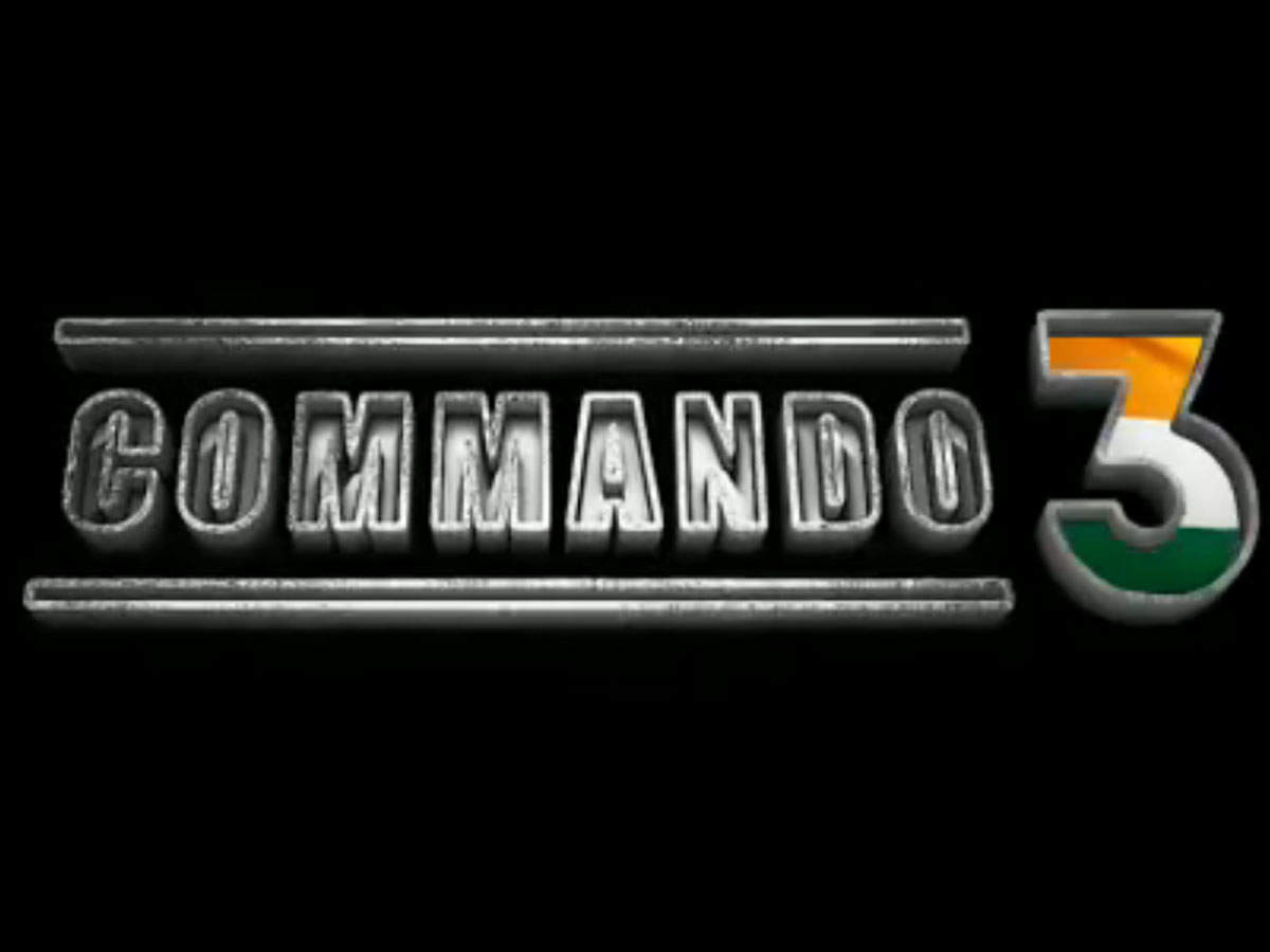 Vidyut Jammwal S Commando 3 To Release On 20 September Hindi Movie News Times Of India