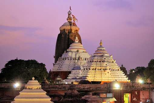 Jagannath Dham for all those yearning for a soul-searching experience