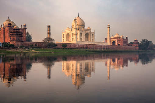 Soon, you might be able to take a boat ride from Delhi to Taj Mahal