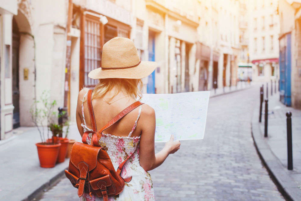 Quick tips for women travelling alone