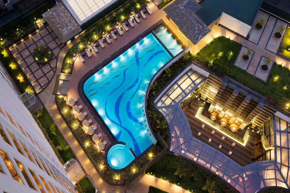 Hotels in Bangalore near Hebbal