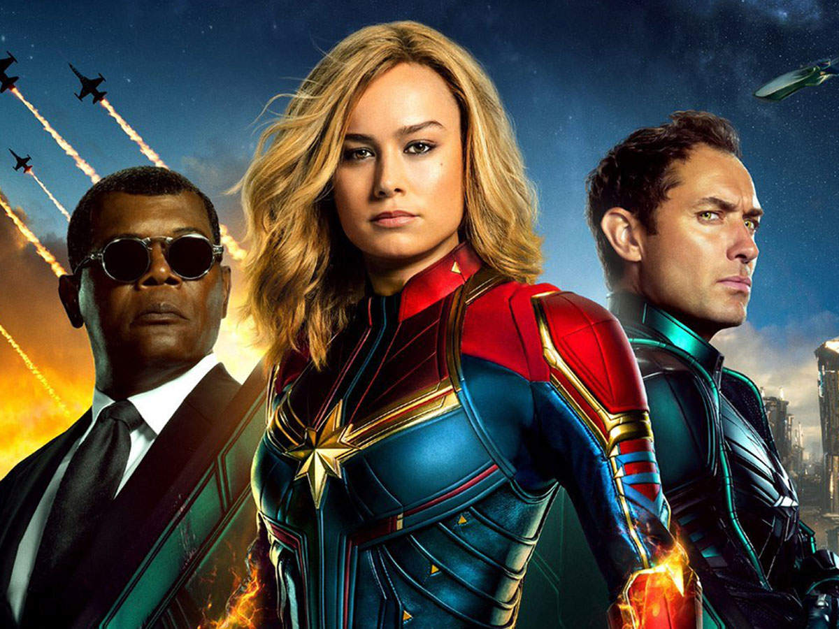 captain marvel' full movie box office collection day 2: the