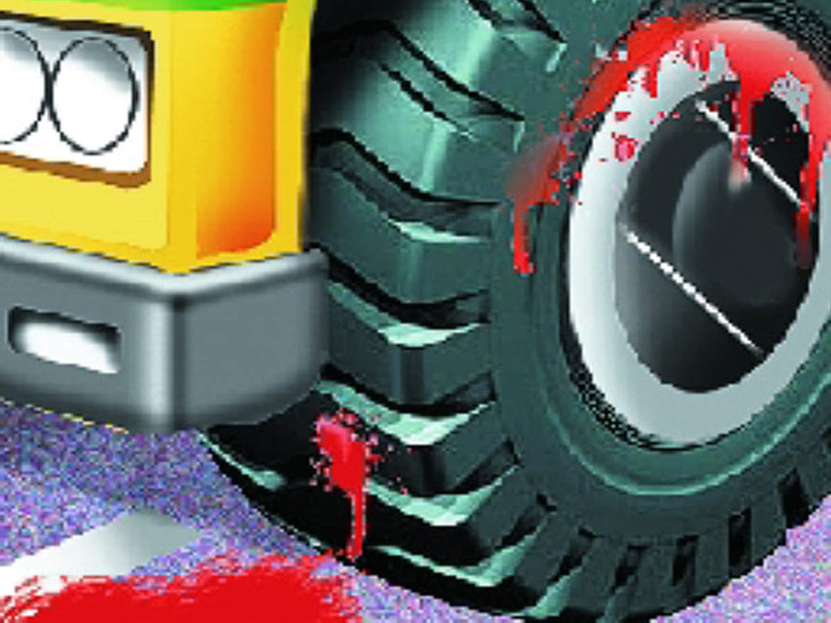 Hit by mini truck, 40-year-old woman dies | Bareilly News - Times of