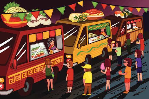 Navi Mumbai is hosting Food Truck Fest on March 16-17