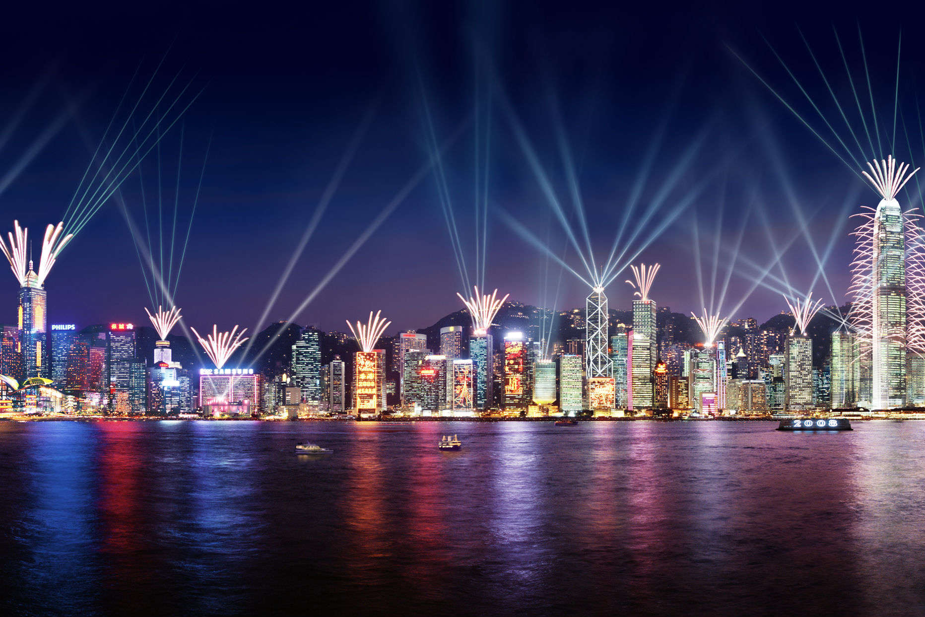 Experience the late night charms of Hong Kong