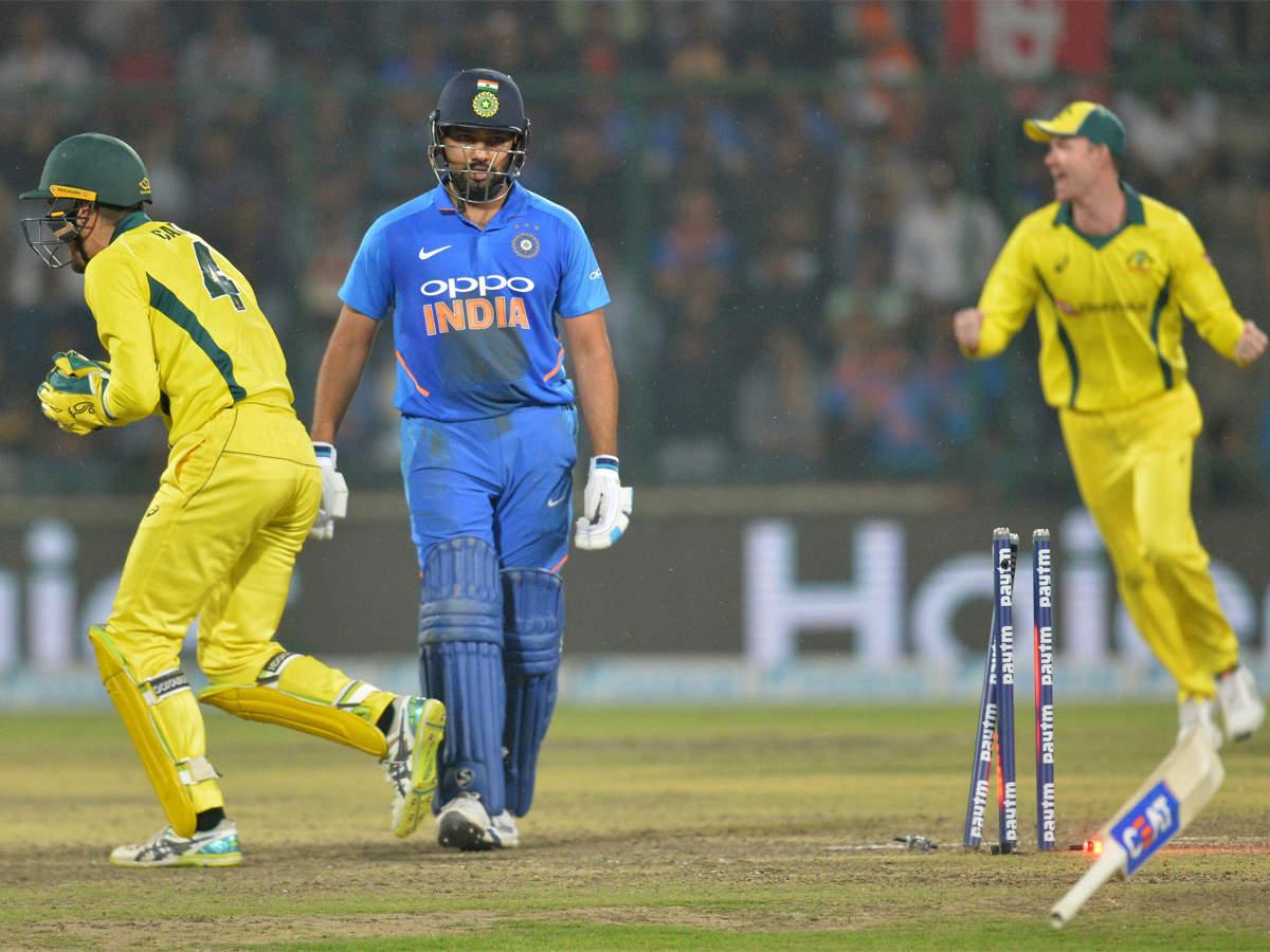 India Vs Australia 5th Odi >> India Vs Australia 5th Odi Australia Beat India By 35 Runs
