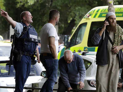 Image result for New Zealand mosque shootings kill at least 49, seriously wound 20