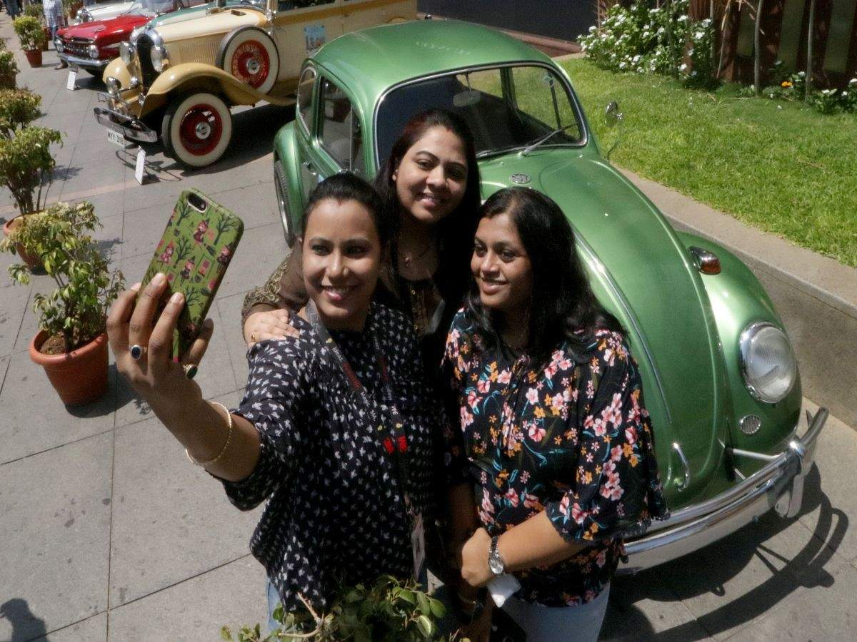 every vintage car lover's dream | events movie news - times of india