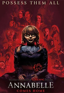 Annabelle Comes Home Movie: Showtimes, Review, Songs, Trailer
