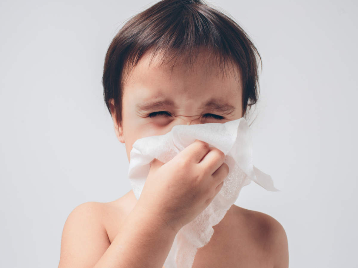 Kid's nose holds clues to serious lung infections