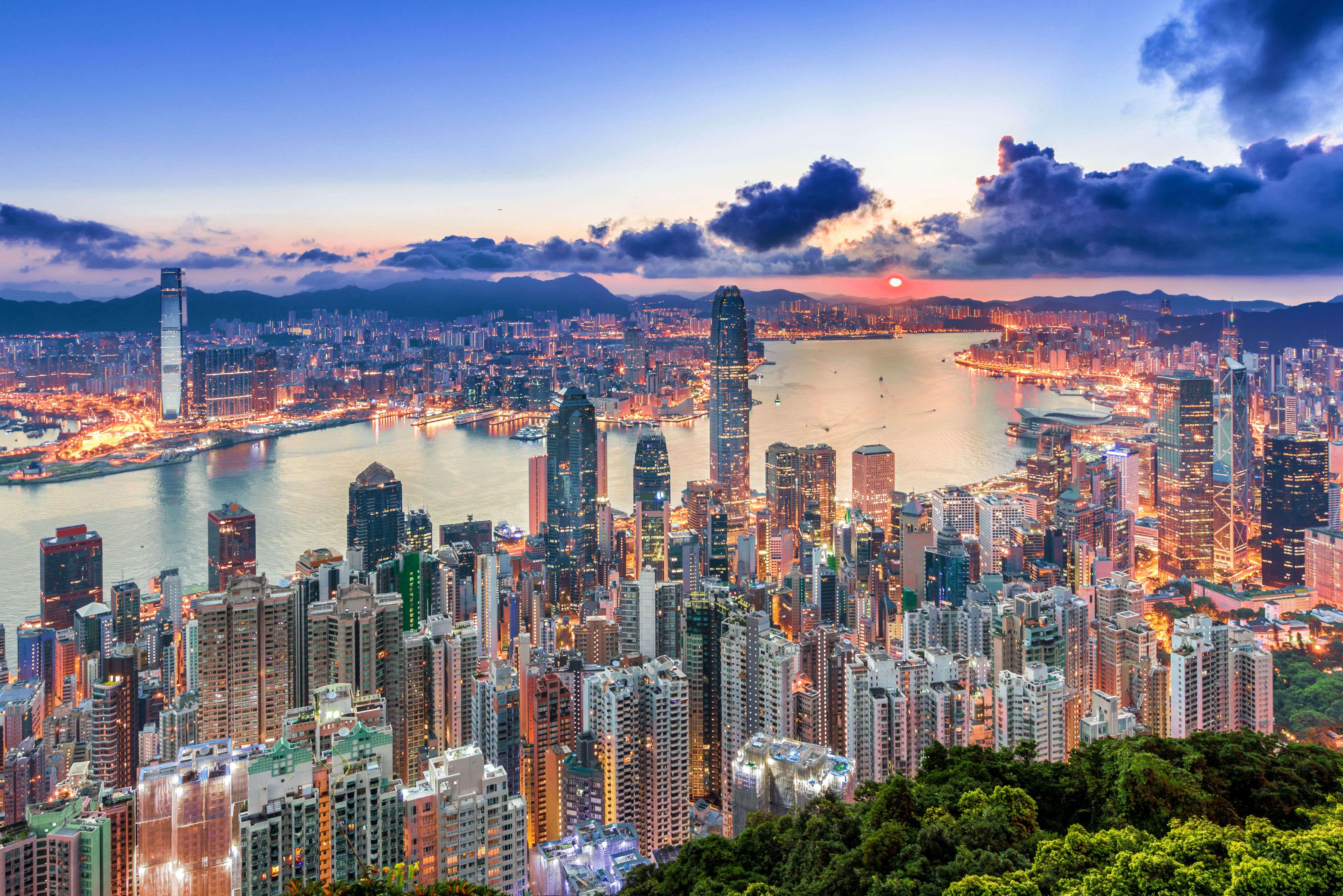 Discover the beautiful Hong Kong outdoors