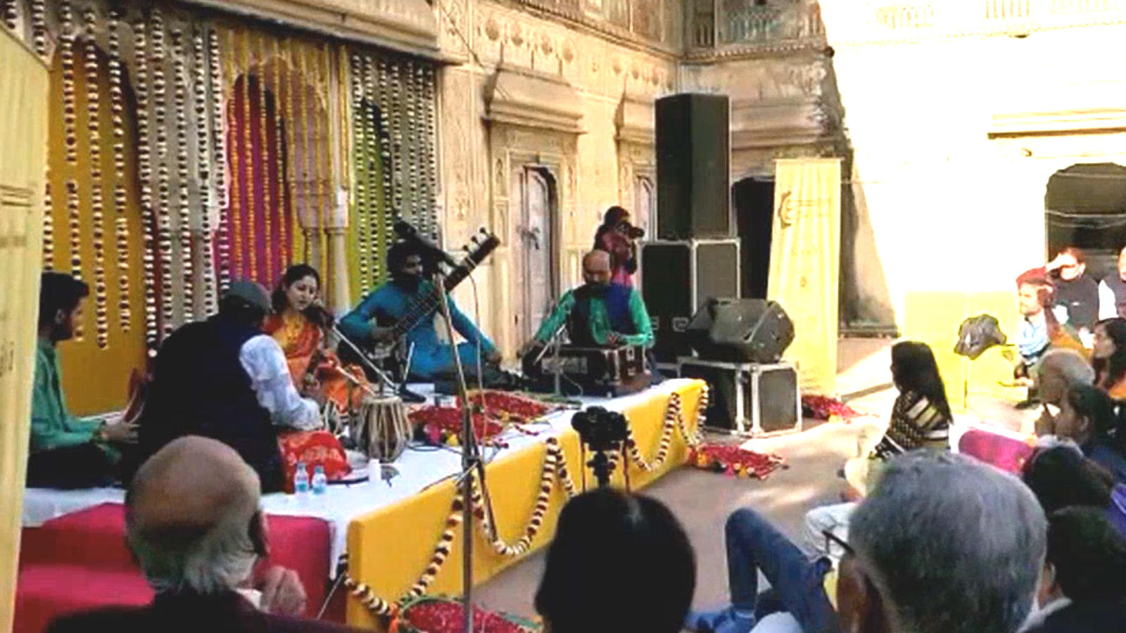Astha Goswami performs in Jaipur at Soul Connect event