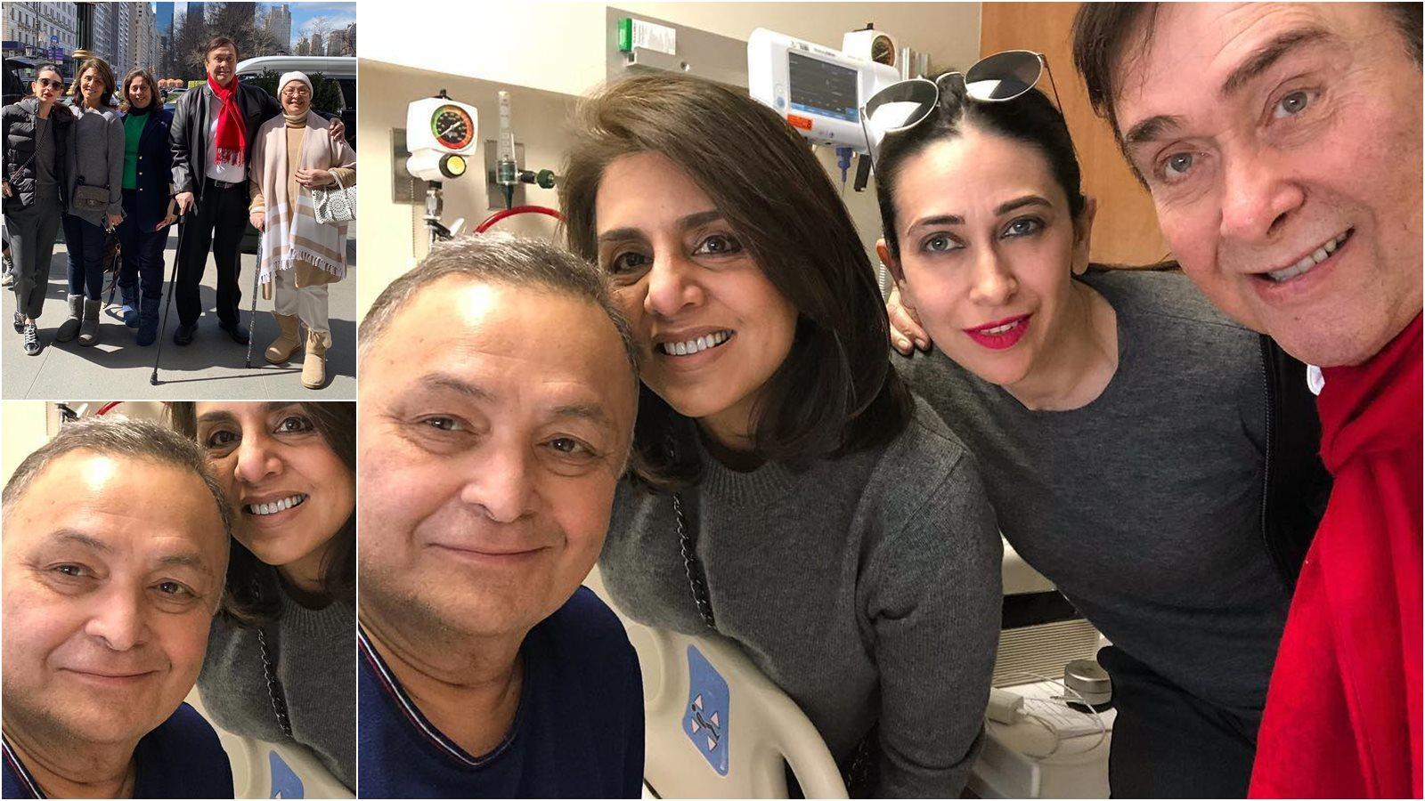karisma-kapoor-randhir-kapoor-visit-rishi-kapoor-in-new-york-neetu-kapoor-shares-happy-selfie