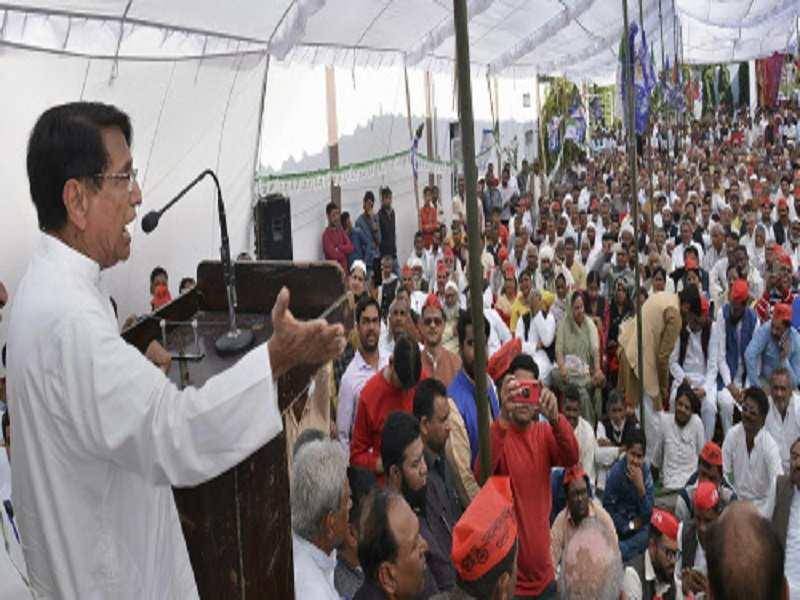 Ajit Singh shifts to Muzaffarnagar field son of Baghpat