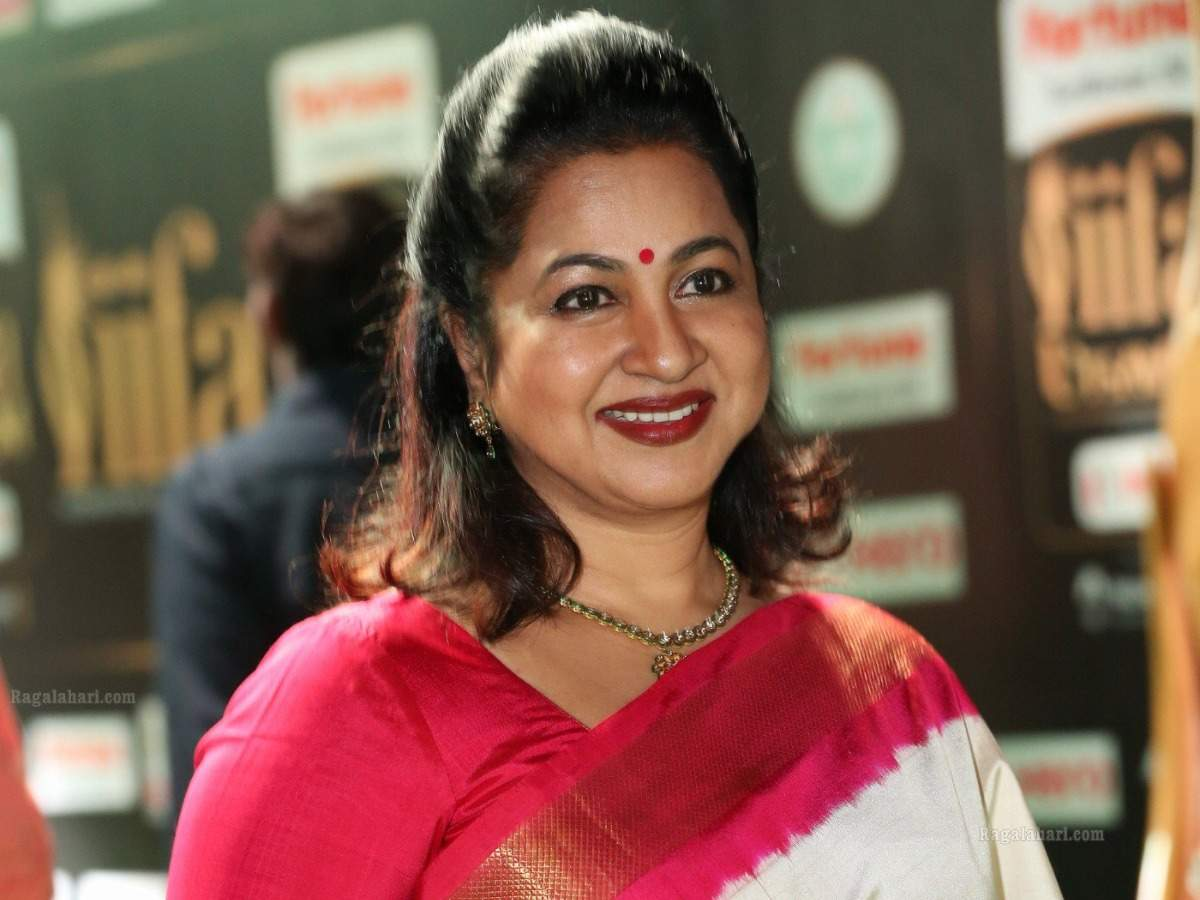 Radhika Sarathkumar makes her comeback to Sandalwood after 32 years    Kannada Movie News - Times of India