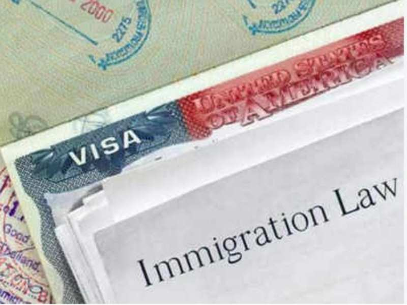 300% jump in 2 years in Indians 'buying' green card - Times of India