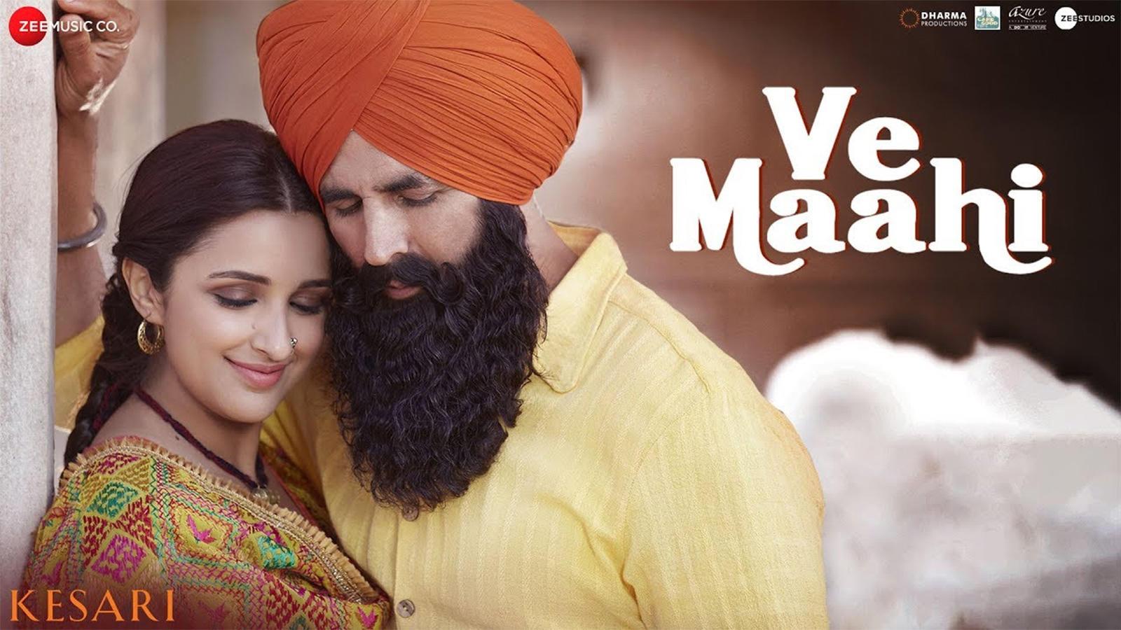 Kesari   Song - Ve Maahi   Hindi Video Songs - Times of India