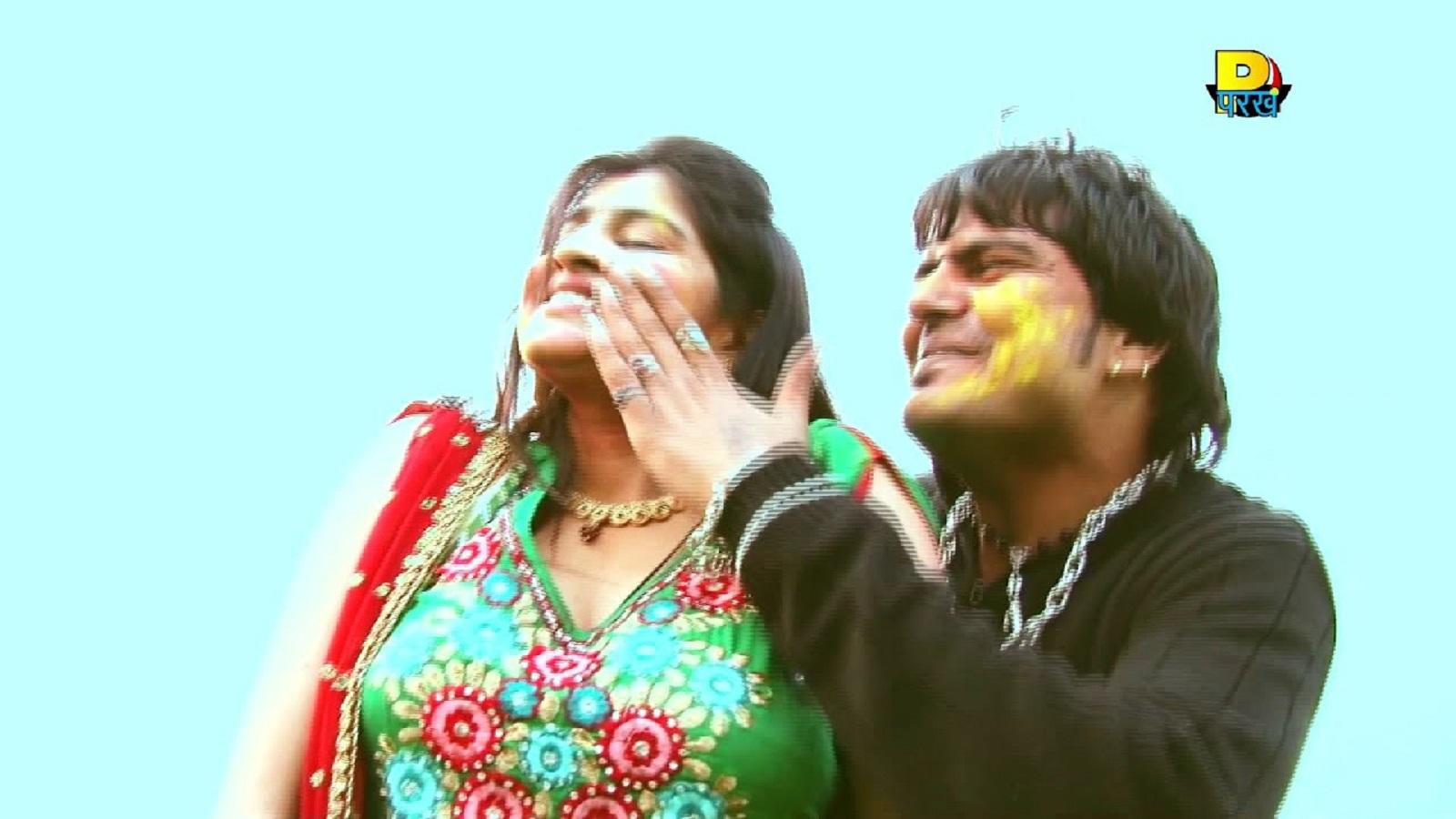 Haryanvi Holi Song 'Holi Phag Khelungi' sung by Janu Rakhi and Sheela