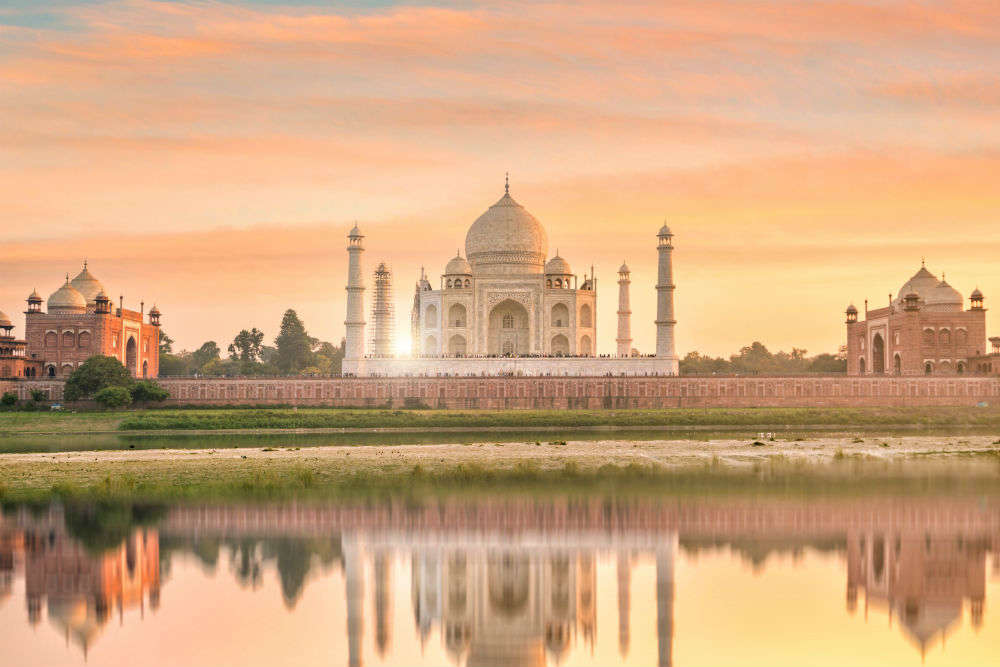 9 pictures of Taj Mahal you would have never seen before