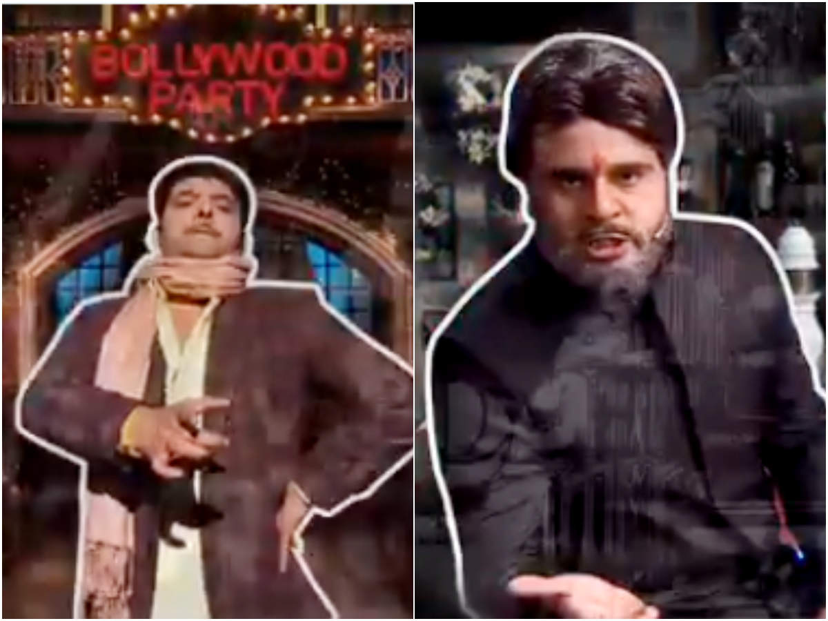 The Kapil Sharma Show promo: Kapil throws a big Bollywood party