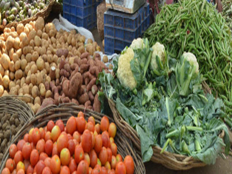 Green alarm Veggie prices in Ahmedabad go up to 200kg