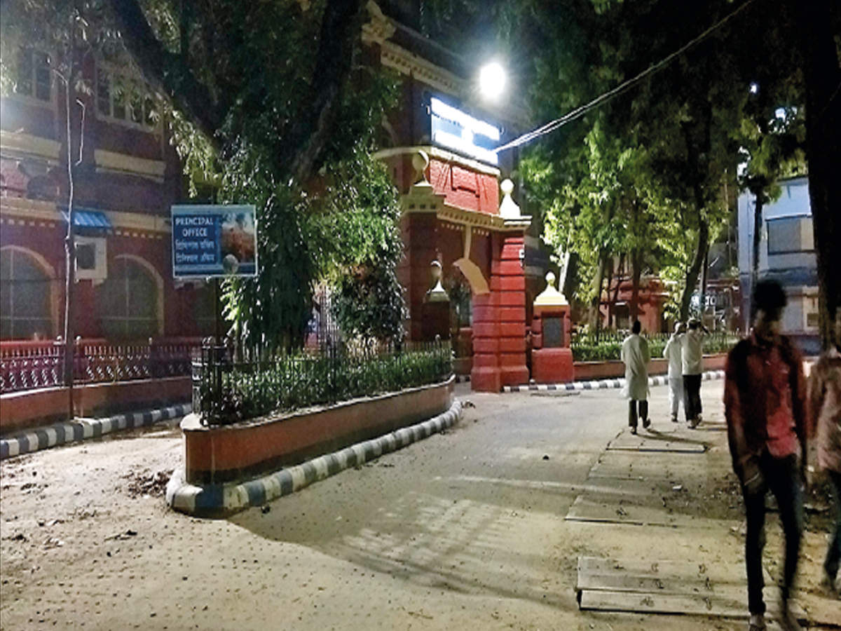 Kolkata Patient  Chloroform  given robbed on MCH campus