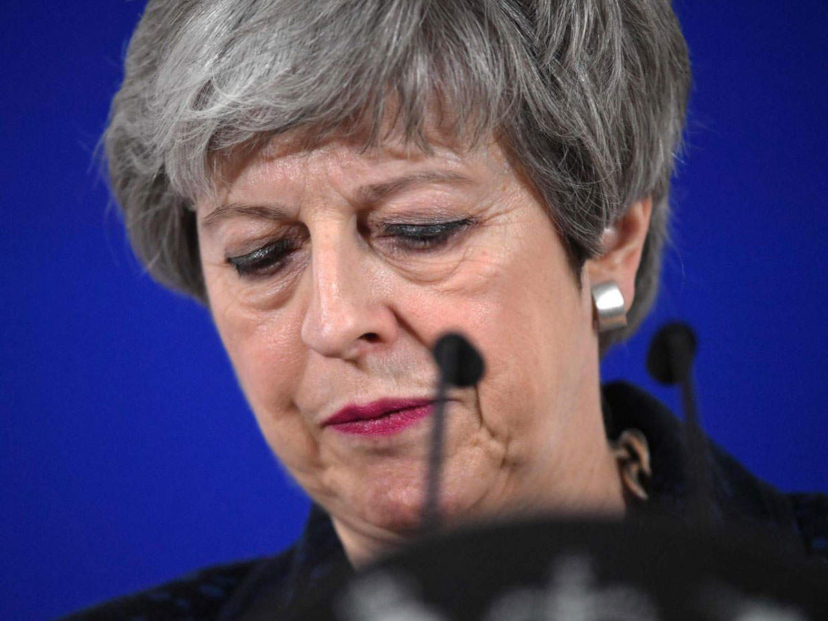 Brexit mayday PM Mays ministers take steps to drive her out Report