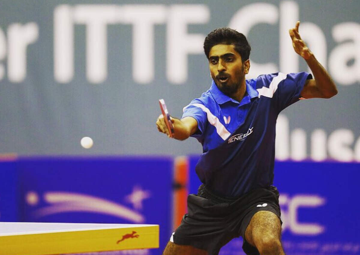 Sathiyan settles for bronze while Archana claims the girls U-21 silver at Oman Open