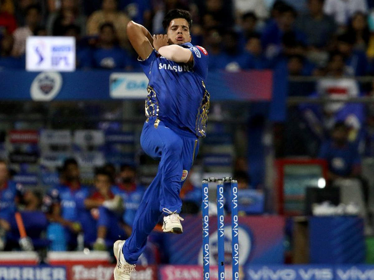 Jammu and Kashmirs Rasikh Salam makes his IPL debut second of the state
