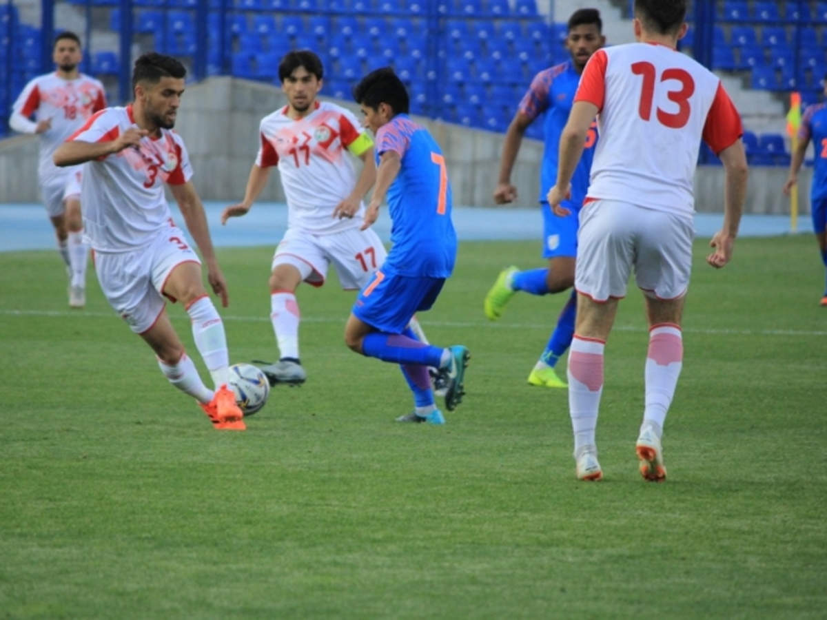 India U-23 team bends out AFC Championship Qualifiers