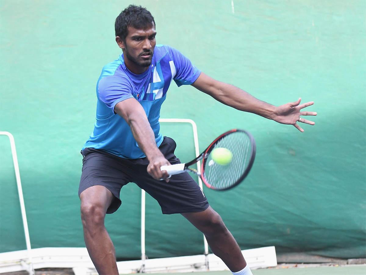 Balaji turns it around with a runner-up finish
