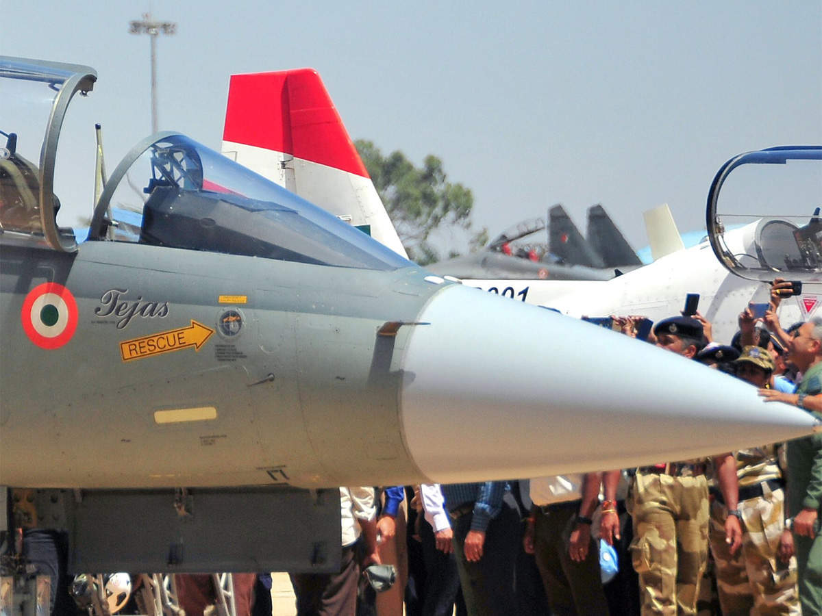 India eyes sale of Tejas to Malaysia