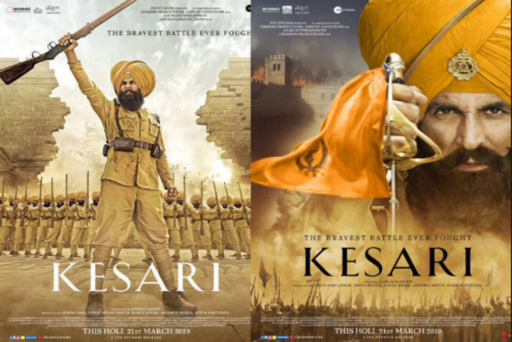 Kesari movie locations that will take you back in time