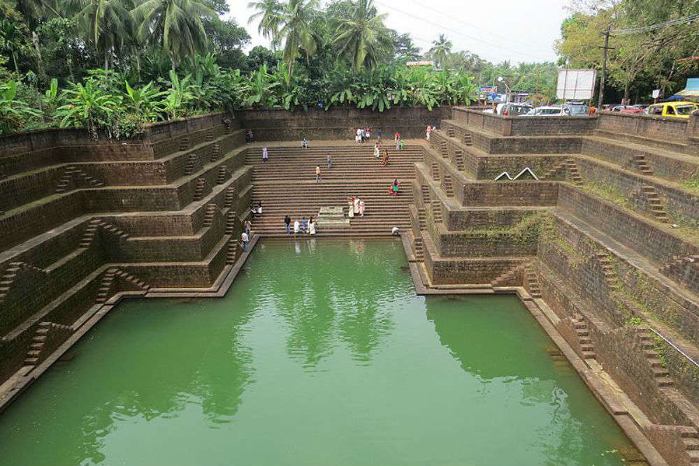 Sri Subramanya Temple in Peralassery - its legend, the stepwell and resident snakes