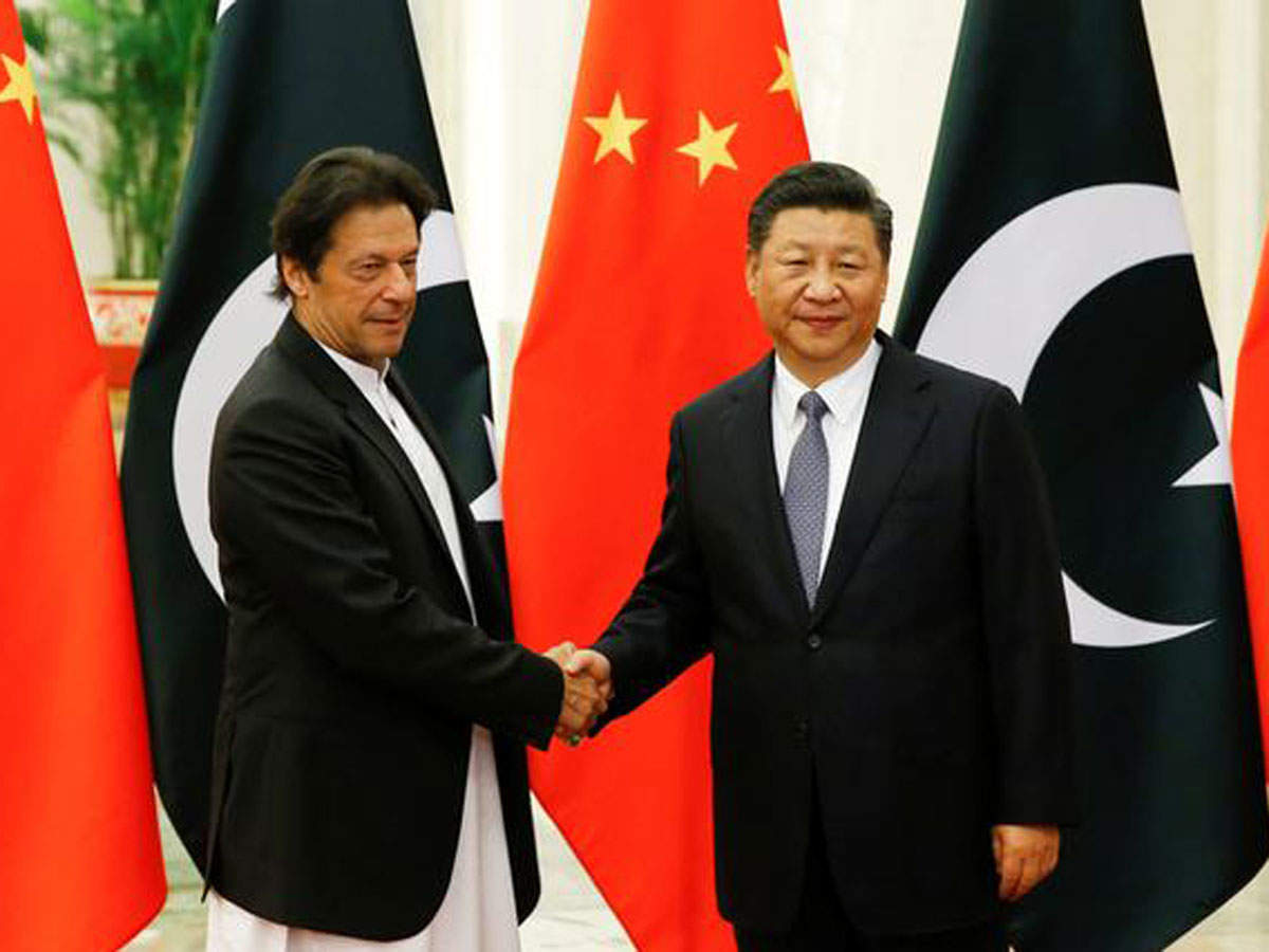 China is pumping  22 billion into shrinking currency reserves in Pakistan