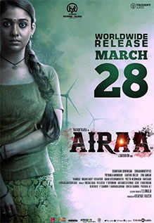 Airaa Movie Review {2/5}: Barring a couple of moments, Airaa