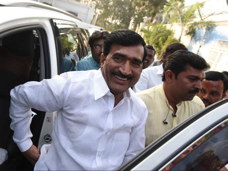Lok Sabha elections in Telangana: Harish Rao and Vanteru