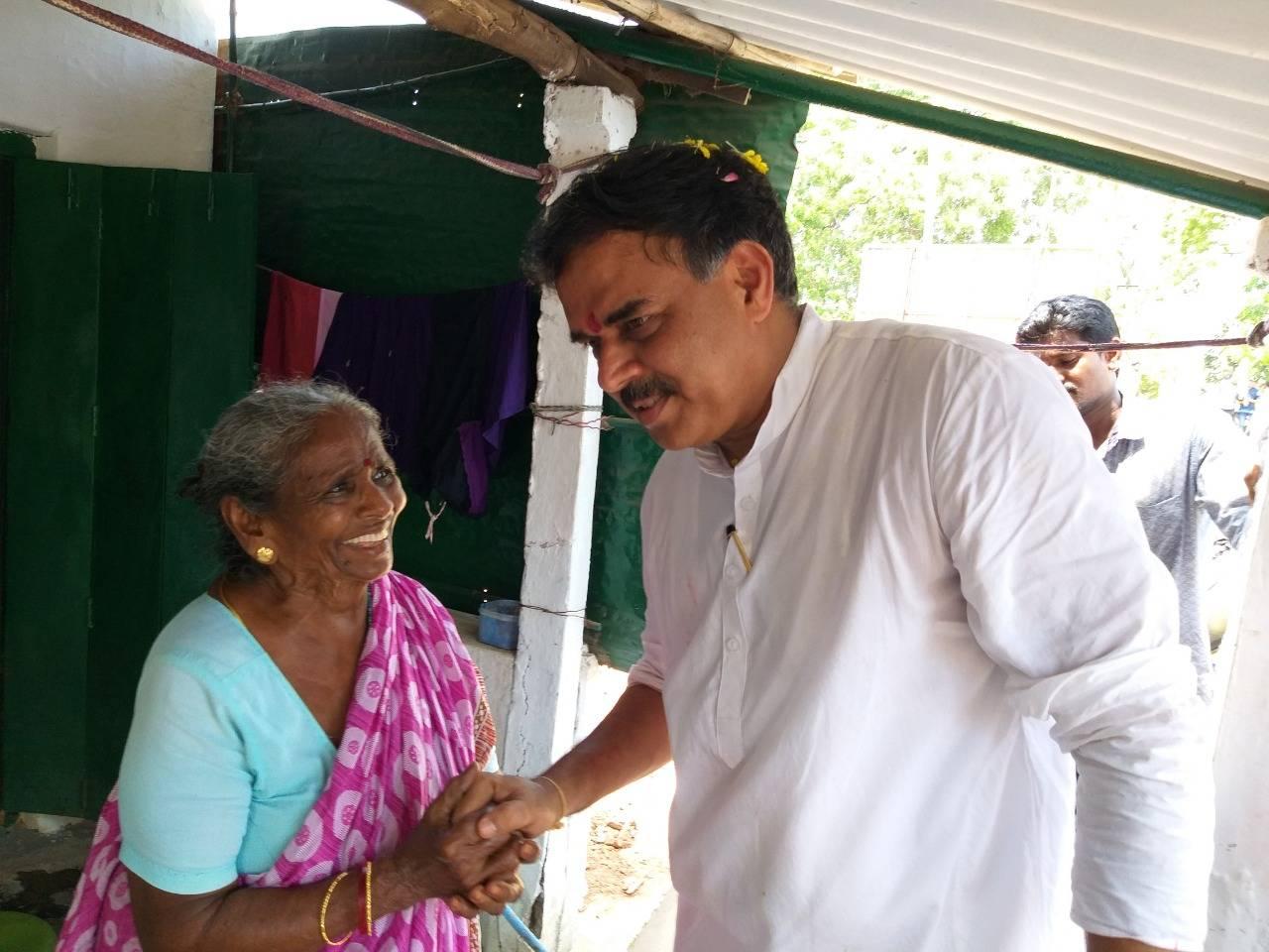 Govt neglected development of Tenali: Ex-speaker Nadendla Manohar - Times  of India