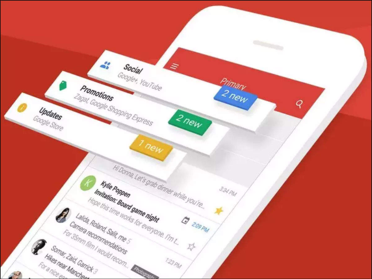 Gmail App Swipes Feature: iPhone users, Gmail app has