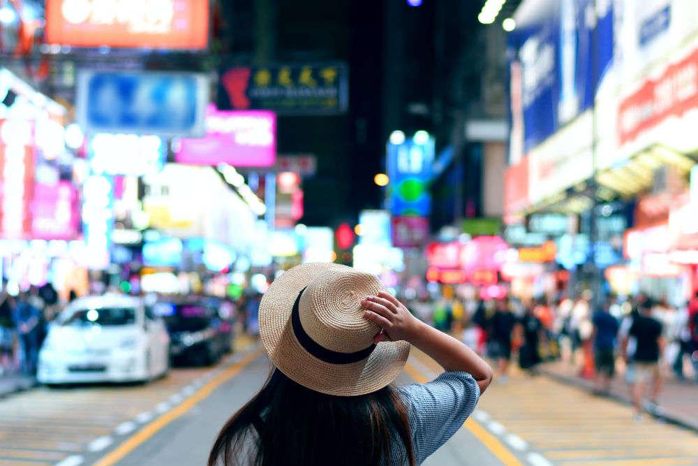 Exploring Hong Kong at an affordable budget